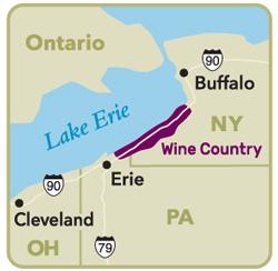 LEWC area map