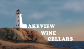 Lakeview Wine Cellars Logo