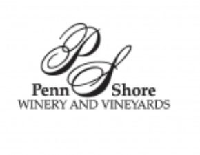 Penn Shore Winery and Vineyards Logo