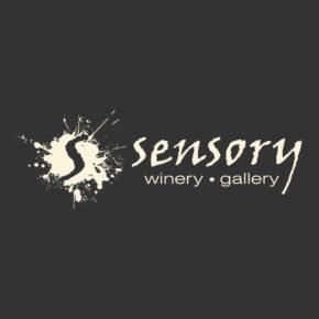 Sensory Winery & Art Gallery Logo