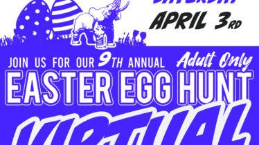 *Virtual* Adult Only Easter Egg Hunt