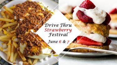 Drive-Thru Strawberry Festival